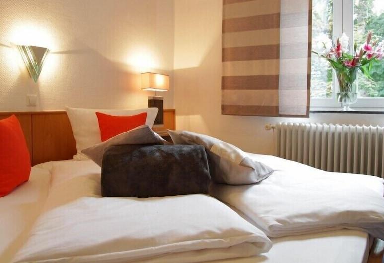 Brauhaus Schillerbad & Hotel, Luedenscheid, Δίκλινο Δωμάτιο (Double), Μη Καπνιστών, Δωμάτιο επισκεπτών