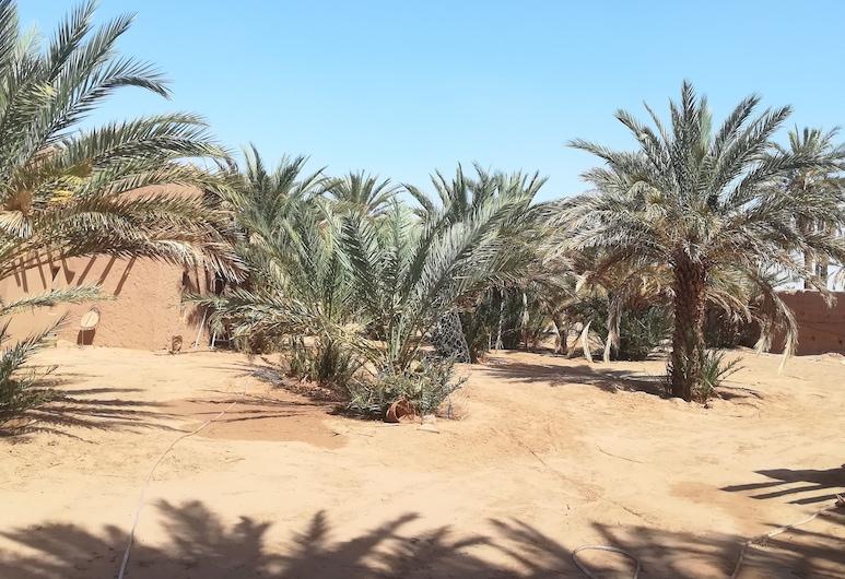 Desertbrise Camp, M'Hamid El Ghizlane, Áreas del establecimiento