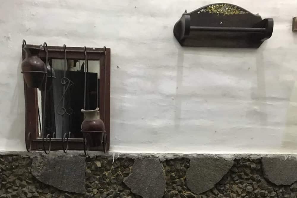 Habitación cuádruple estándar, 2 camas dobles, para no fumadores - Baño