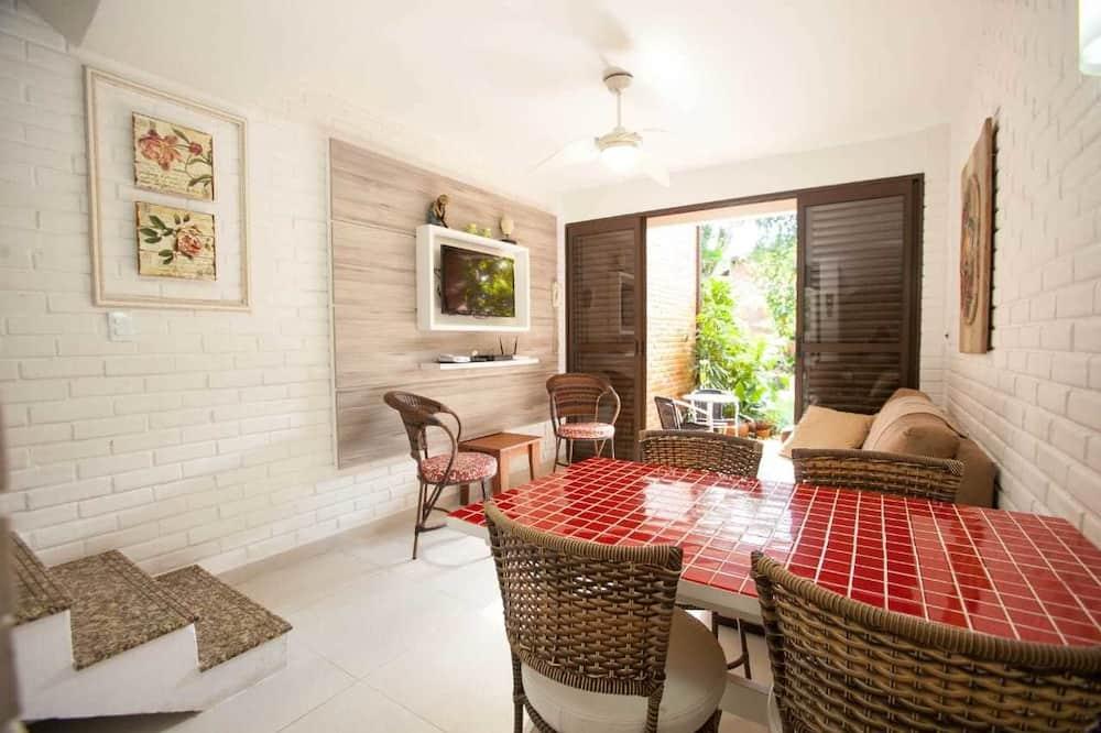 Apartment (Duplex) - In-Room Dining