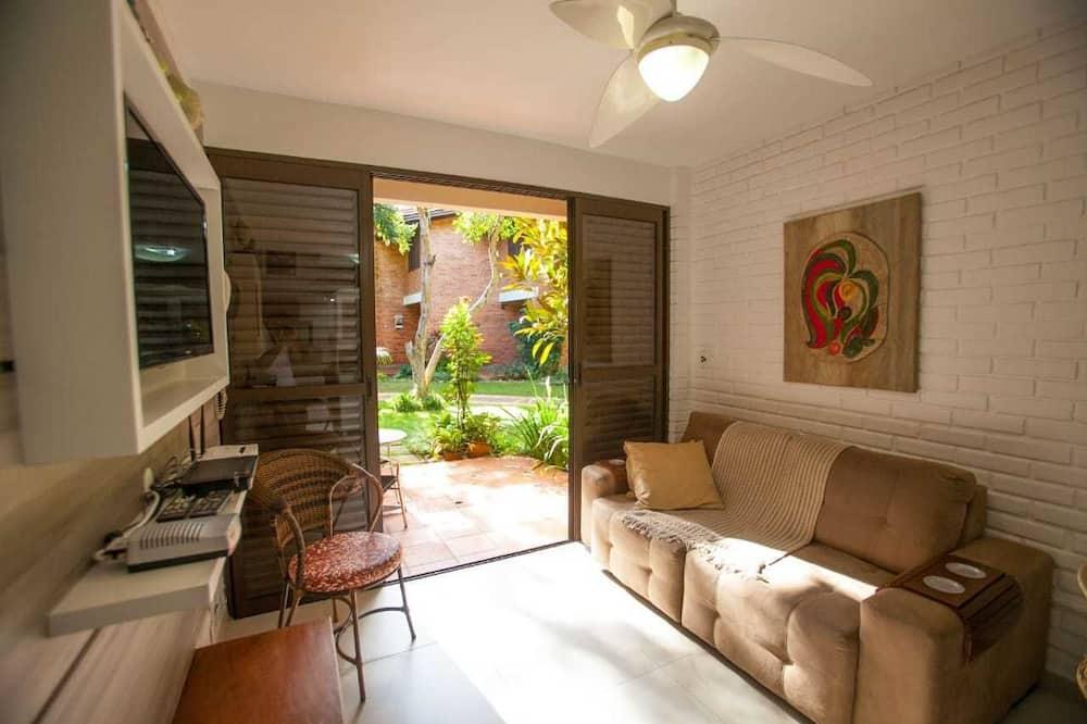 Apartment (Duplex) - Living Room