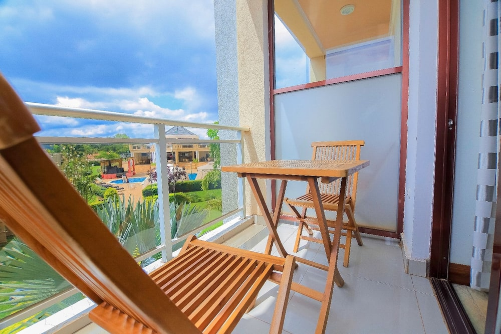 Superior-Suite - Balkon
