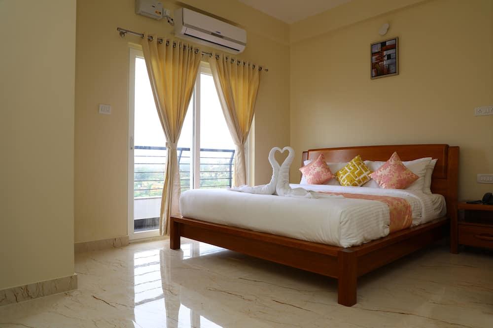 One BHK Apartment  - Guest Room