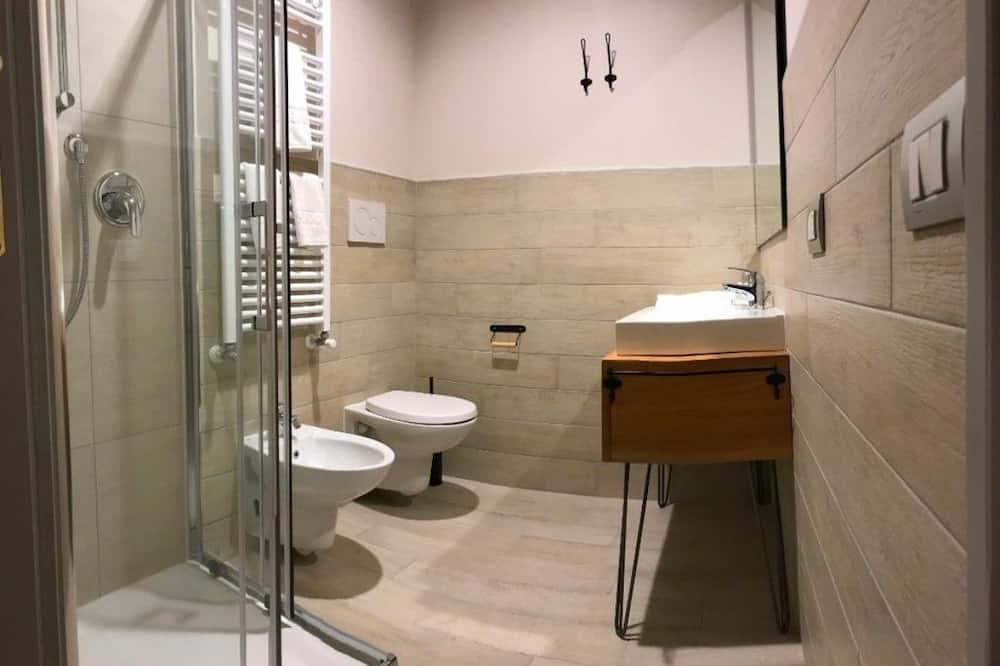 Classic-sviitti - Kylpyhuone