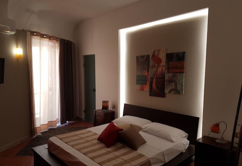 Appartamenti Vittorio Emanuele, Palerme, Appartement Classique, Chambre