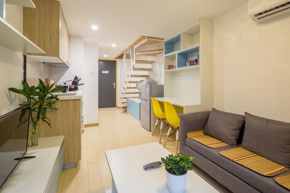 Apartamento Deluxe - Habitación