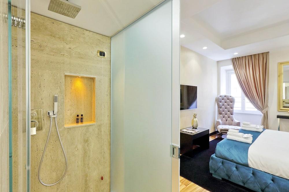 Стандартний номер-люкс - Ванна кімната