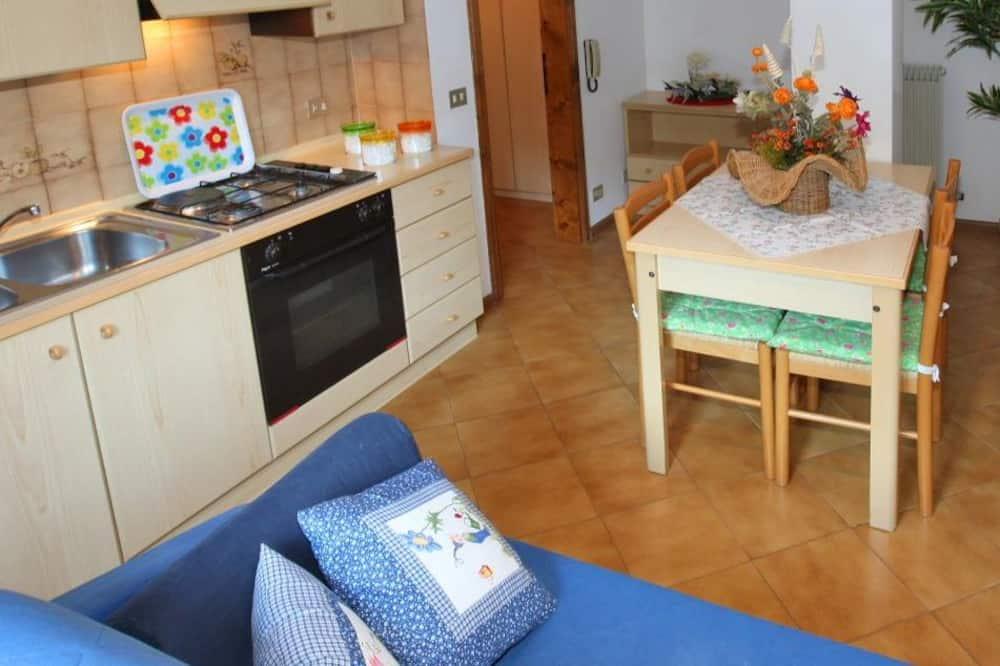 Апартаменты (4) - Обед в номере