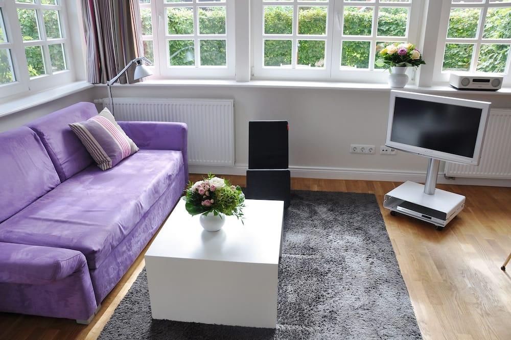 Lejlighed - stueetage (1-4) - Stue