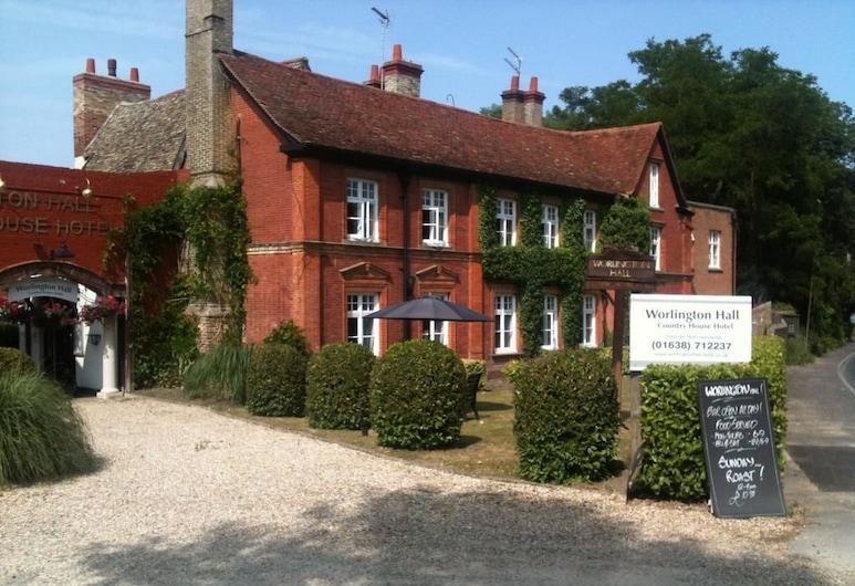 Worlington Hall Country House, ברי סנט אדמונדס