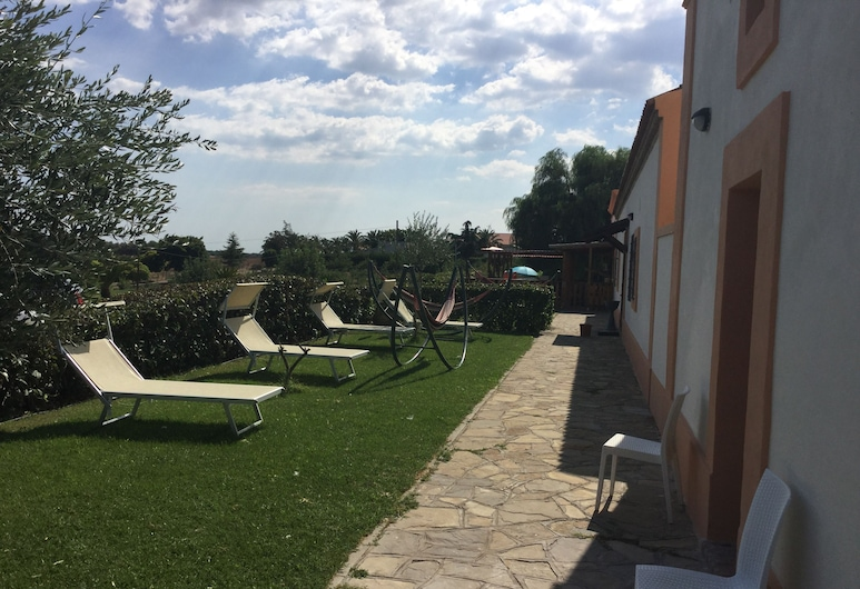 Hotel Ristorante Termitito, Scanzano Jonico, Terraza