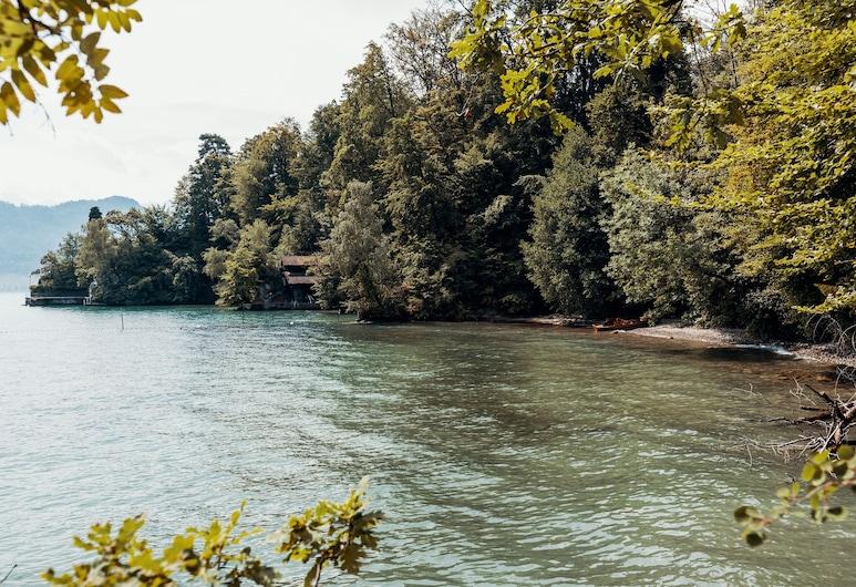 Lake Villa Lotus, Horw, Beach