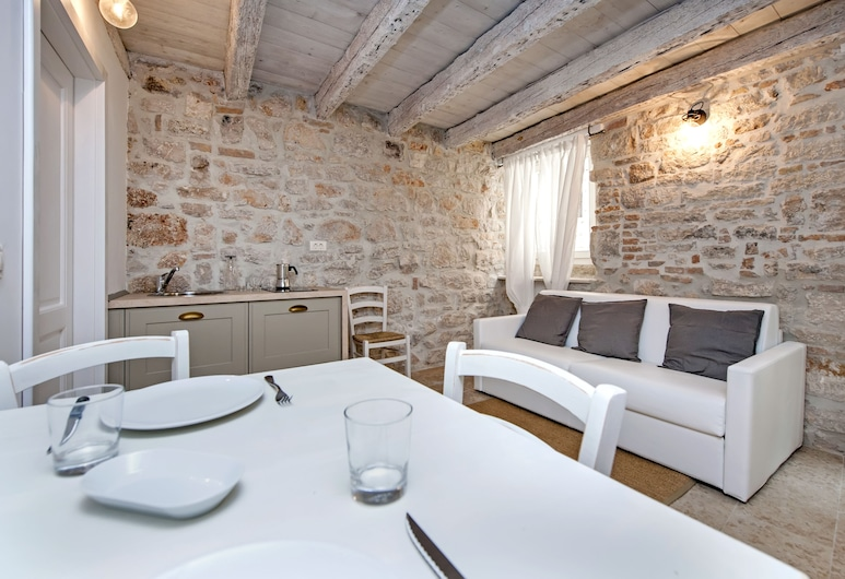 Apartment Blue Note, Rovinj, Appartement (Raspberry), Chambre
