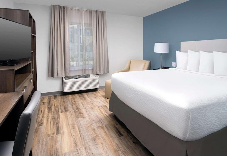 WoodSpring Suites Orlando International Drive, Orlando, Kamer, 1 queensize bed, Toegankelijk voor mindervaliden, niet-roken (Bathtub), Kamer