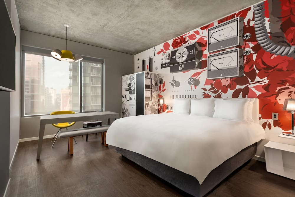 Kambarys, 1 labai didelė dvigulė lova, Nerūkantiesiems - Pagrindinė nuotrauka