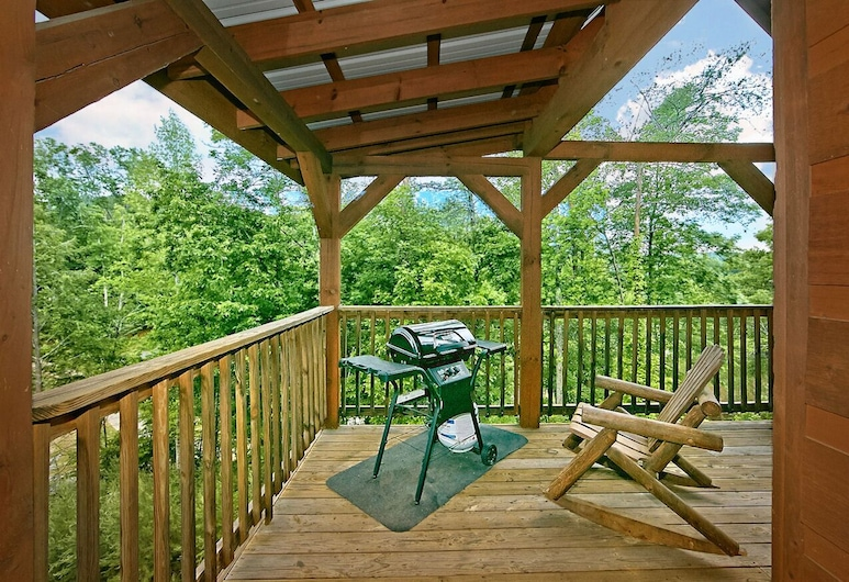 A Bears Eye View 251 - Two Bedroom Cabin, Sevierville, Balkon