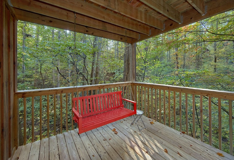 Rooster Ridge Cabin 231 - Two Bedroom Cabin, Sevierville, Balkon