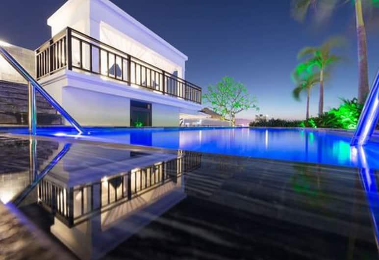 花香渡頂級海濱酒店 - 包含溫泉和腳底按摩, 峴港