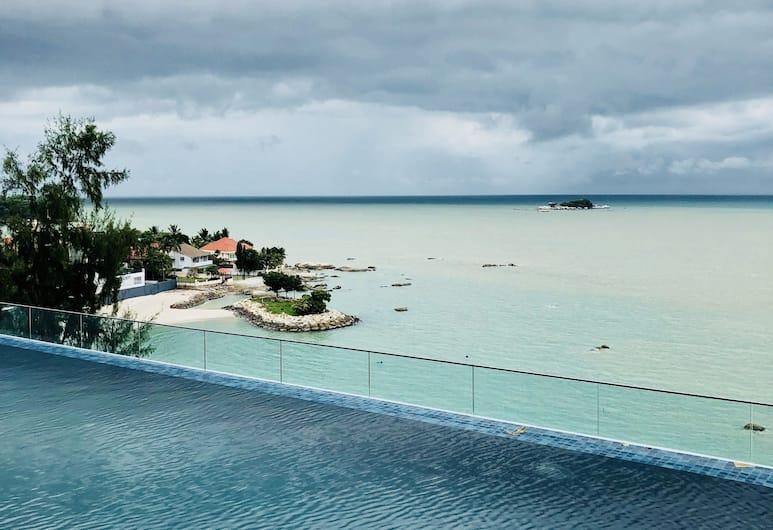 Tanjung Point Residences, George Town, Vanjski bazen