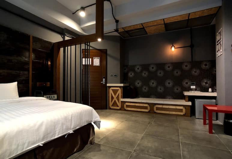 原舍精緻旅店, 恆春鎮, 207工業風二人房, 客房