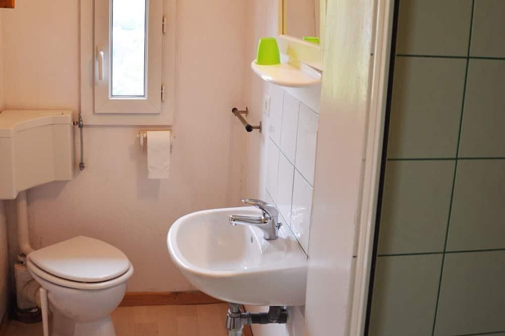 Deluxe Suite, Private Bathroom, Mountain View (Chambre Farfadet) - Bathroom