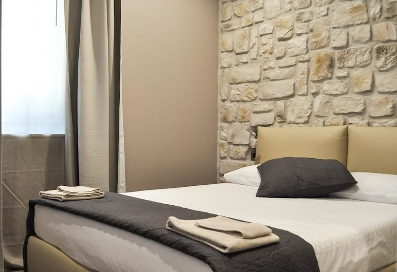 Olivia Rooms Eurialo, Syrakusy, Standardní pokoj s dvojlůžkem, Pokoj
