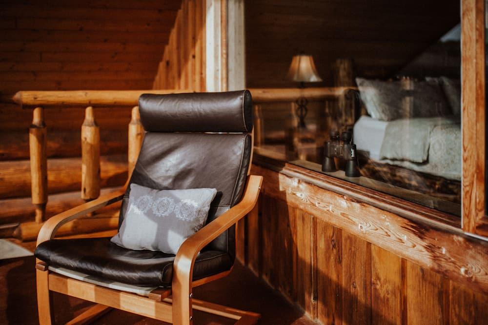 Chambre Supérieure, 1 très grand lit, non-fumeurs - Balcon
