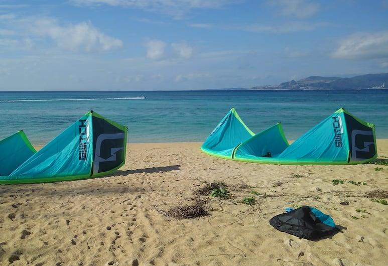 トロピカルサーフハウス沖縄, 国頭郡, ビーチ