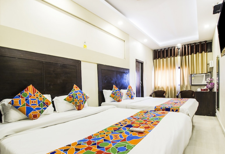 FabHotel Surya Continental Kanpur Rd, Lucknow, Suite, 1 King Bed, Guest Room