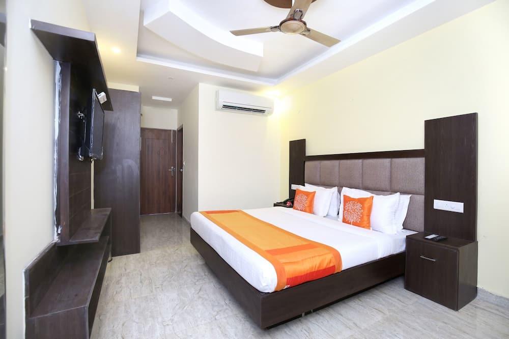Habitación superior, 1 cama doble, para no fumadores - Imagen destacada