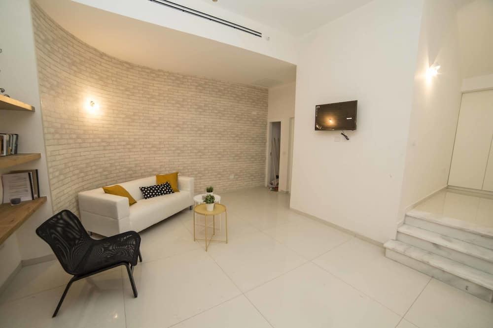 Standard szoba két külön ággyal - Nappali