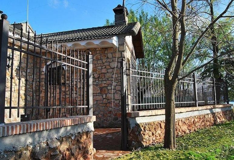 Villa Sem Sem B, Ossa de Montiel, ทางเข้าที่พัก