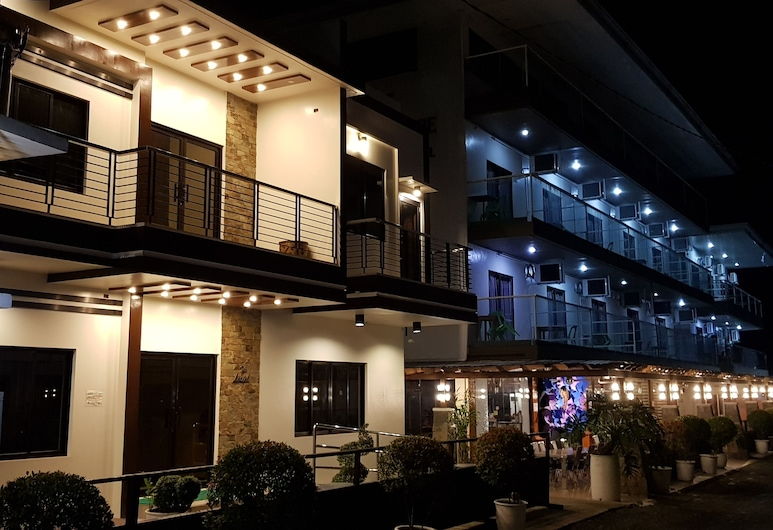 The Premiere Business Hotel, Kalibo, Hotel Front – Evening/Night