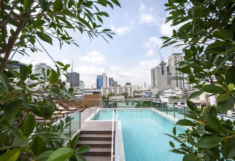 Hyde Park Hotel Bangkok, Bangkok, Bazén
