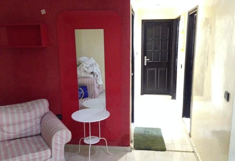 Residence Saumaya, Rabat, Apartmán, 2 ložnice, Obývací prostor