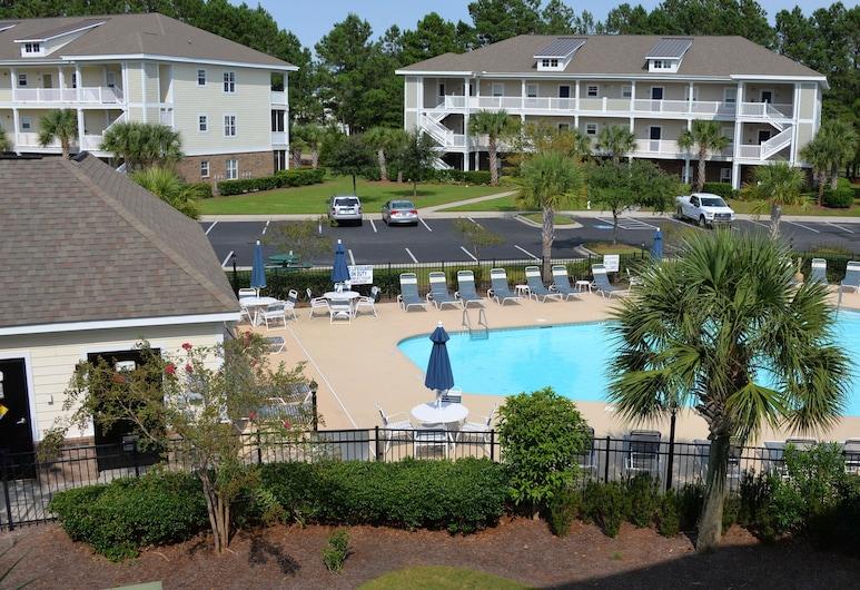Willow Bend Apartment 1112, Pantai North Myrtle , Apartment, Berbilang Katil, Kolam Terbuka