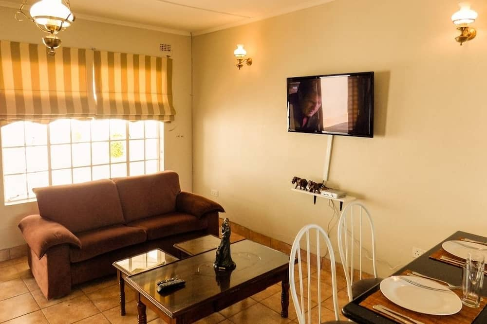 Suite – family, flere senger, ikke-røyk - Oppholdsområde