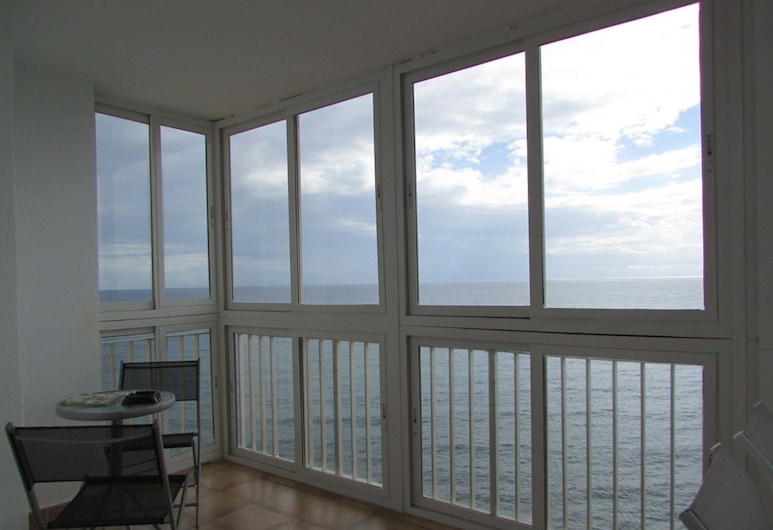4 Bedrooms Seaview Apartment, Torrevieja, דירה, 4 חדרי שינה, נוף לים, סלון