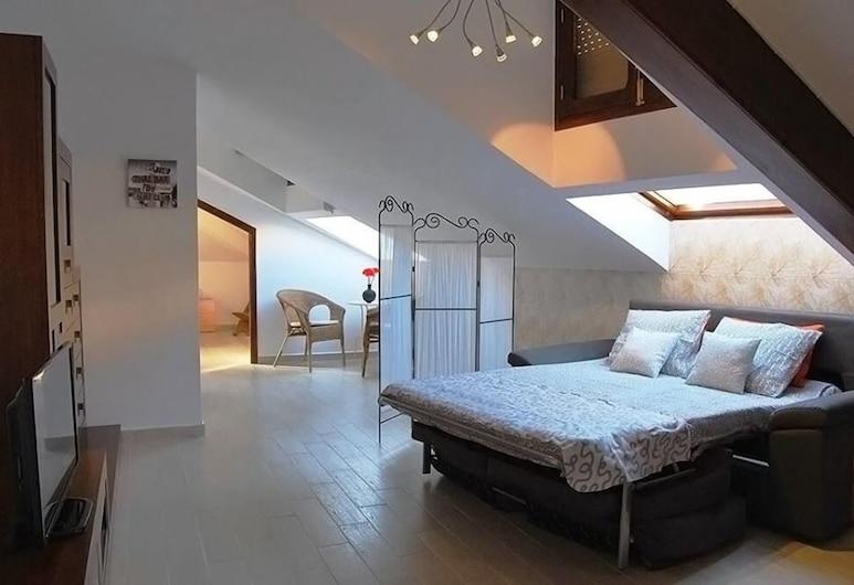 Atico Magda, Tolède, Penthouse, 1 chambre, Chambre