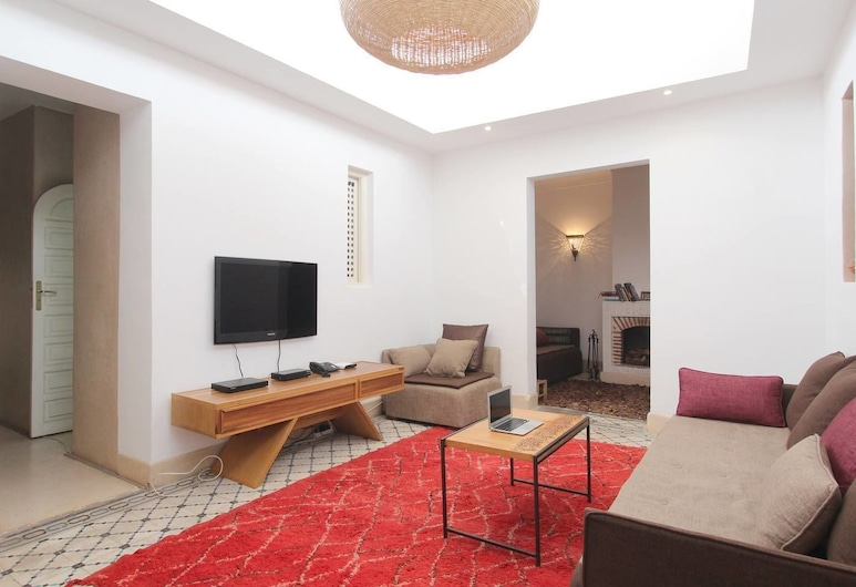 Stylish Loft, Marrakech, Deluxe Townhome, Multiple Beds, Non Smoking, Living Area