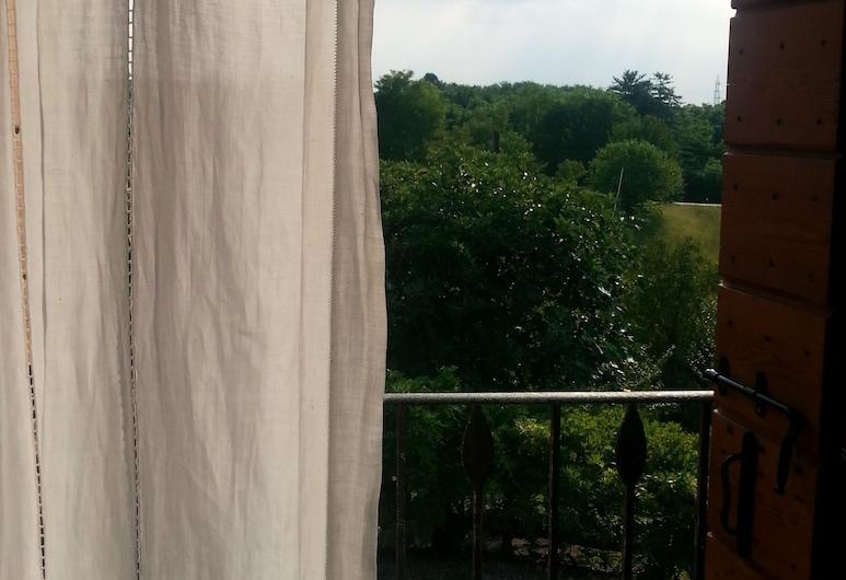Bed and Breakfast  BeatiPaoli, Nervesa della Battaglia, Vista de la habitación