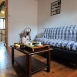 Classic-lejlighed - Stue
