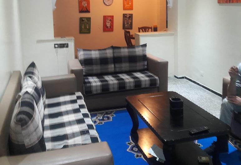 simo house, Rabat, Comfort Apartment, 2 Bedrooms, Bilik Rehat