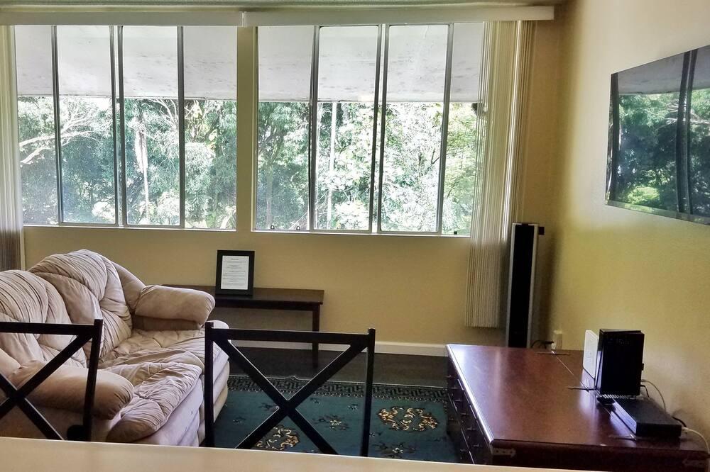 Standarta dzīvokļnumurs, divas guļamistabas, nesmēķētājiem - Dzīvojamā istaba