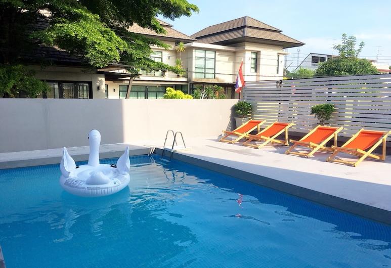 ワレーパイ リゾート, バンコク, 屋外プール