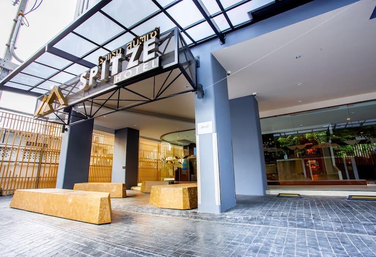 Spittze Hotel Pratunam, Μπανγκόκ, Εξωτερικός χώρος