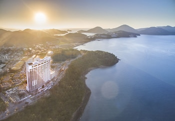 Yeosu bölgesindeki OceanHill Hotel resmi