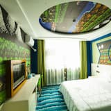 Двомісний номер категорії «Superior», 1 ліжко «кінг-сайз», для некурців, з видом на гори - Житлова площа