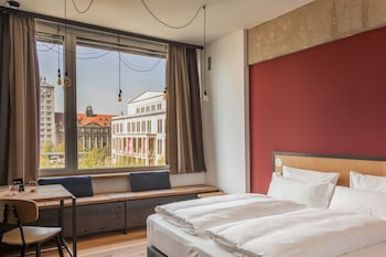 Image de FELIX Suiten im Lebendigen Haus am Augustusplatz à Leipzig