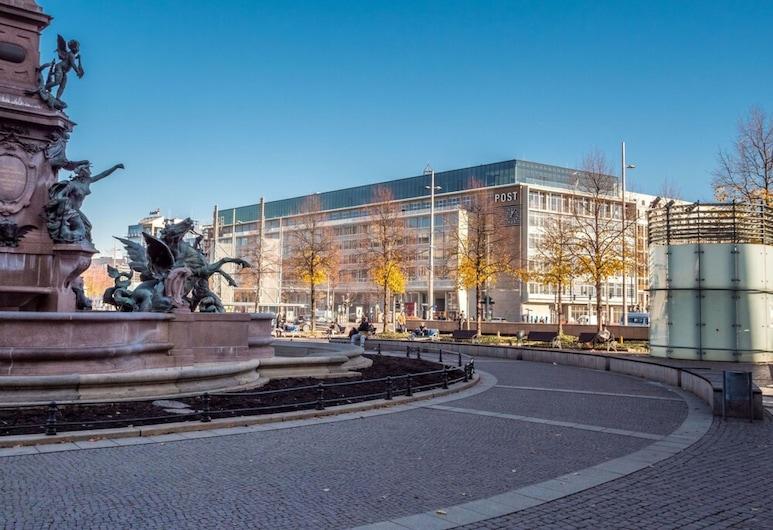FELIX Suiten im Lebendigen Haus am Augustusplatz, Leipzig, Front of property